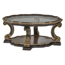 Grand Traditions Cocktail Table