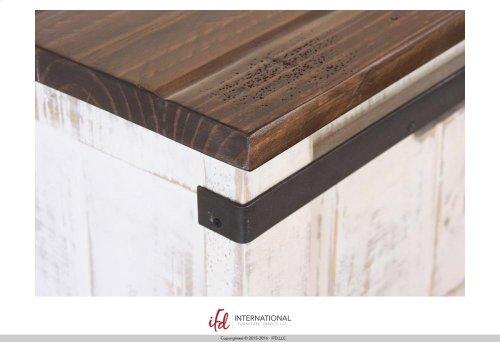 6/6 Low Profile Footboard & Rails
