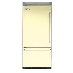 """Lemonade 36"""" Quiet Cool™ Bottom-Mount Refrigerator/Freezer - VIBB Tru-Flush™ (Left Hinge Door)"""