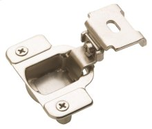 Self-closing, Concealed 1-1/4in(32mm) Overlay Hinge