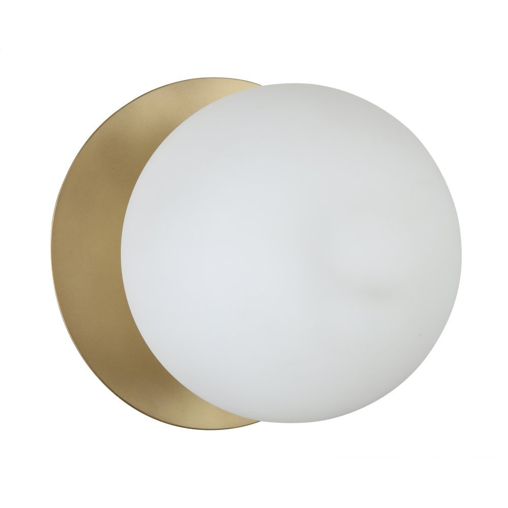 Globe Wall Sconce