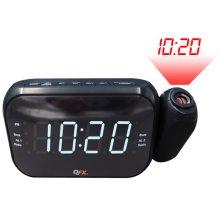 Am/fm LED Dual Projection Alarm Clock