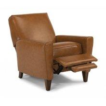 Digby Leather High-Leg Recliner