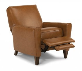 Digby Leather High-Leg Recliner