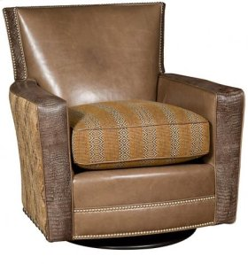 Hampton Swivel Glide Chair