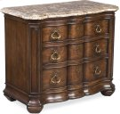 Lucca Night Stand (Marble Top) Product Image