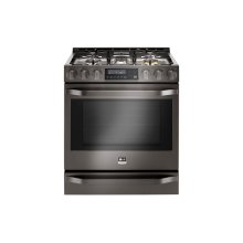 LG STUDIO 6.3 Gas Single Oven Slide-In-range with ProBake Convection®