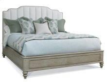 Upton King Upholstered Bed