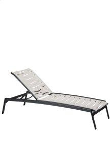Elance EZ SPAN Wave Segment Chaise Lounge Armless