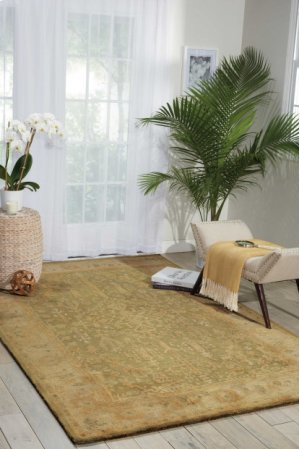 Jaipur Ja44 Kiwi Rectangle Rug 9'6'' X 13'6''