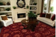 Regal Reg03 Gar Rectangle Rug 5'6'' X 8'6''