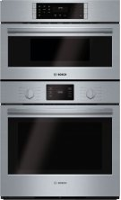 """Bosch 500 Sgl Oven, 30"""", Combi-Ready Product Image"""