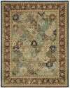 Nourison 2000 2101 Mtc Rectangle Rug 5'6'' X 8'6''