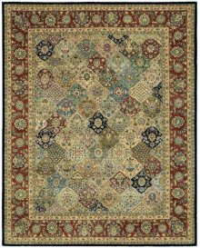 Nourison 2000 2101 Mtc Rectangle Rug 3'9'' X 5'9''