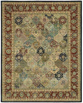 Nourison 2000 2101 Mtc Rectangle Rug 27'' X 18''
