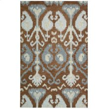 Siam Sia02 Moc Rectangle Rug 5'6'' X 7'5''