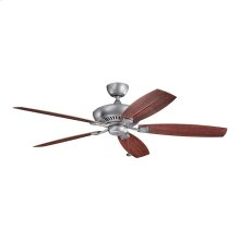 "Canfield XL Patio Collection Canfield XL Patio 60"" Ceiling Fan in WSP"