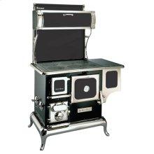 Black Sweetheart Woodburning Cookstove - Model 2602