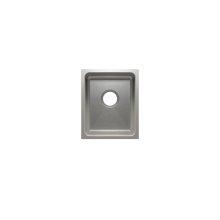 "Classic 003228 - undermount stainless steel Bar sink , 12"" × 15"" × 7"""