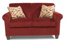 Dana Fabric Loveseat