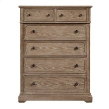 Wethersfield Estate-Drawer Chest in Brimfield Oak