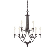 Herndon 9 Light Chandelier