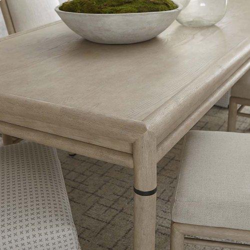 Peninsula Rectangular Dining Table