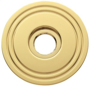 Lifetime Polished Brass 5047 Estate Rose Product Image