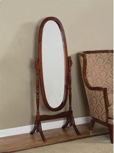 """""""Heirloom Cherry"""" Cheval Mirror (G) Product Image"""