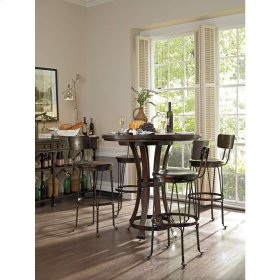 European Farmhouse-Artisan's Apprentice Barstool in Terrain