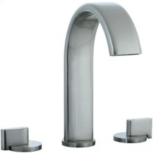 Techno M3 - 3pc Hi-Arch Roman Tub Filler Trim - Polished Chrome