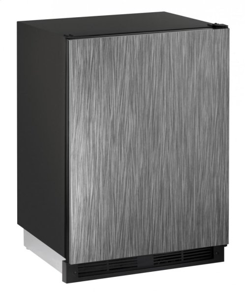 """24"""" Beverage Center Integrated Solid Field Reversible"""
