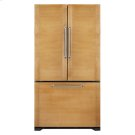 "72"" Counter Depth French Door Refrigerator Product Image"