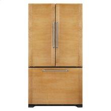 "72"" Counter Depth French Door Refrigerator"