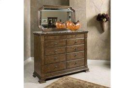 Portolone Bureau W/marble Top