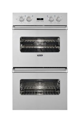 """27"""" Double Custom Electric Select Oven, No Brass Accent"""
