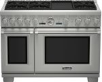 48 inch Professional Series Pro Grand® Commercial Depth Dual Fuel Range PRD486JDGU