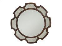 Del Mar Round Mirror Product Image