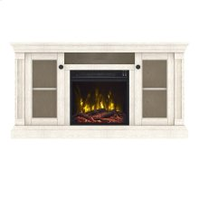 Foxmoor TV Stand with Electric Fireplace