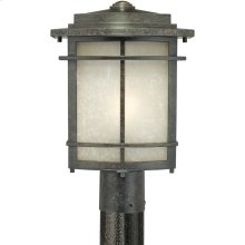 Galen Outdoor Lantern in Imperial Bronze
