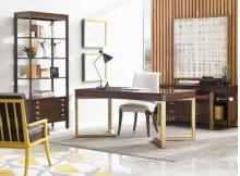 Crestaire-Welton Bookcase in Porter