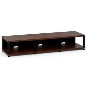 Salamander DesignsSynergy 10 Triple-Width Core Module, Walnut with Black Posts