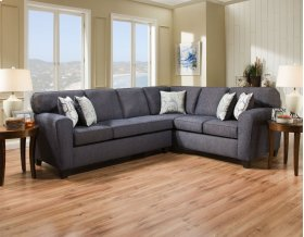 3100 - Uptown Denim Sectional