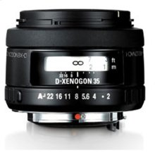 35mm F2 D-Xenogon Lens