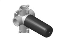 Three-Way Diverter Control Valve WITH Off Function (No Pass-Through)