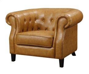 Emerald Home Soho Accent Chair Caramel U3724-05-05