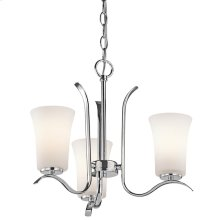 Armida Collection Armida 3 Light Mini Chandelier CH