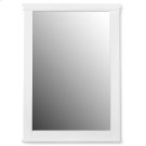 Portsmouth Mirror - White Product Image