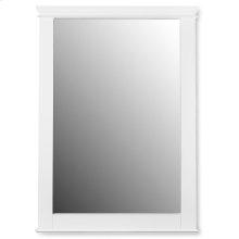 Portsmouth Mirror - White