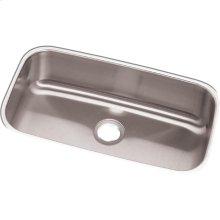 "Dayton Stainless Steel 30-1/2"" x 18-1/4"" x 8"", Single Bowl Undermount Sink"